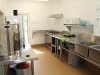QSA kitchen interior showing separate entrance