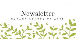 Quaama Hall Newsletter Jan 2018