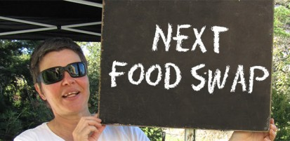 Next Local Food Swap, Sunday 20 August